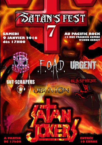 SATAN FEST 7 (09 Janvier 2016) Satan-10