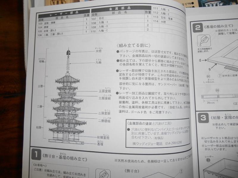 2 kits japonais WoodyJoe Dscn2125