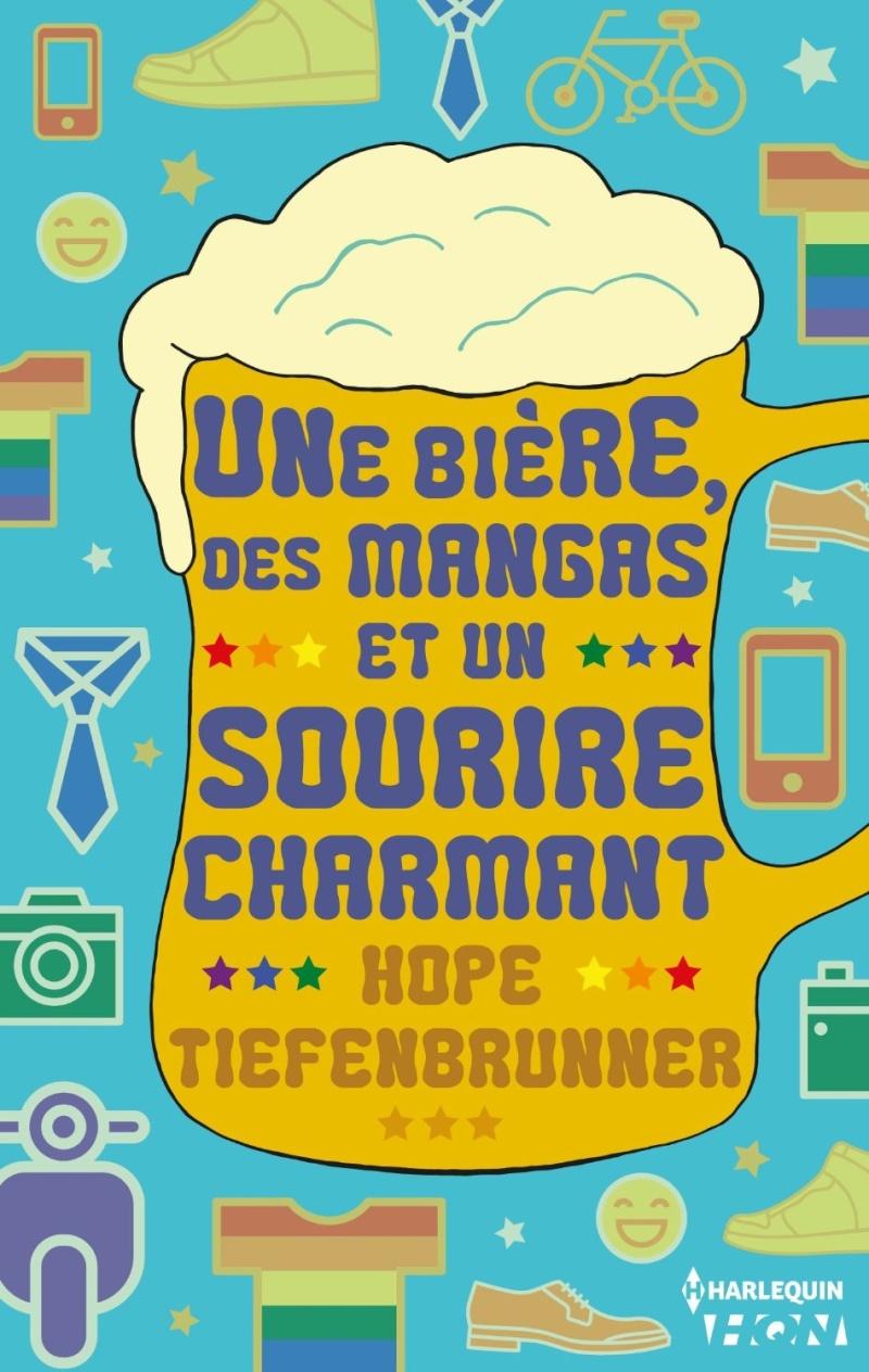 TIEFENBRUNNER Hope - Une bière, des mangas et un sourire charmant  81usee10