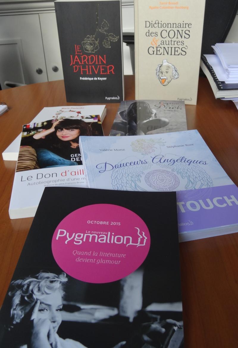 Focus sur les éditions PYGMALION Dsc03316