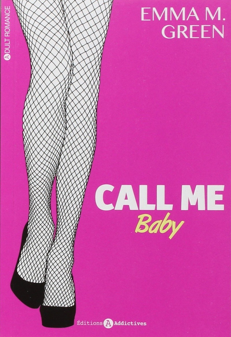 GREEN Emma M. - Call me baby - Tome 1 Emma_g10