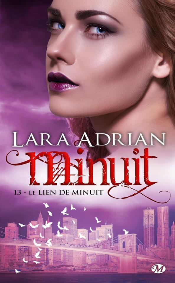 ADRIAN Lara - MINUIT - Tome 13 : Le lien de Minuit Minuit10
