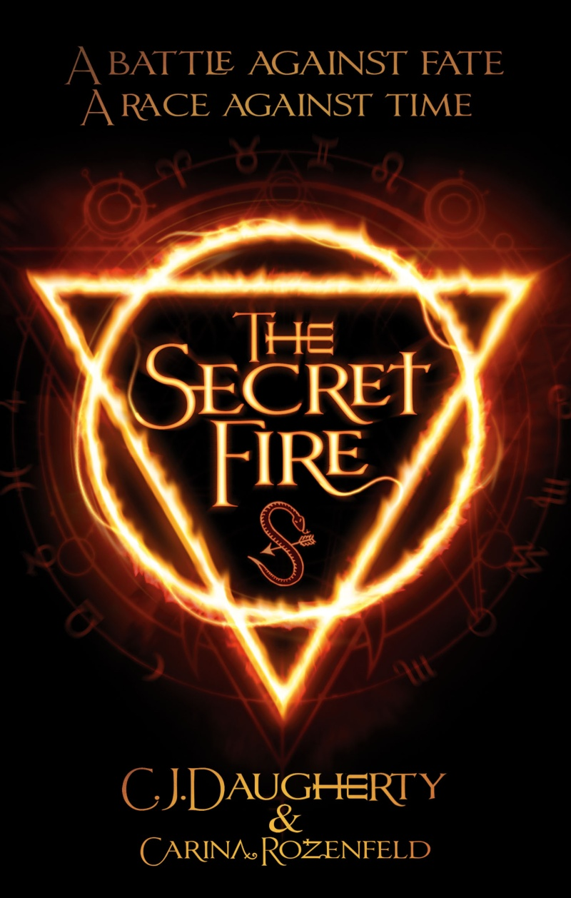 Blog Tour The Secret Fire - Carina Rozenfeld et la littérature Young Adult The_se10