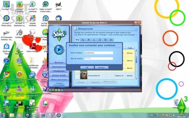 Problème de connection - Site officiel Lanaeu10
