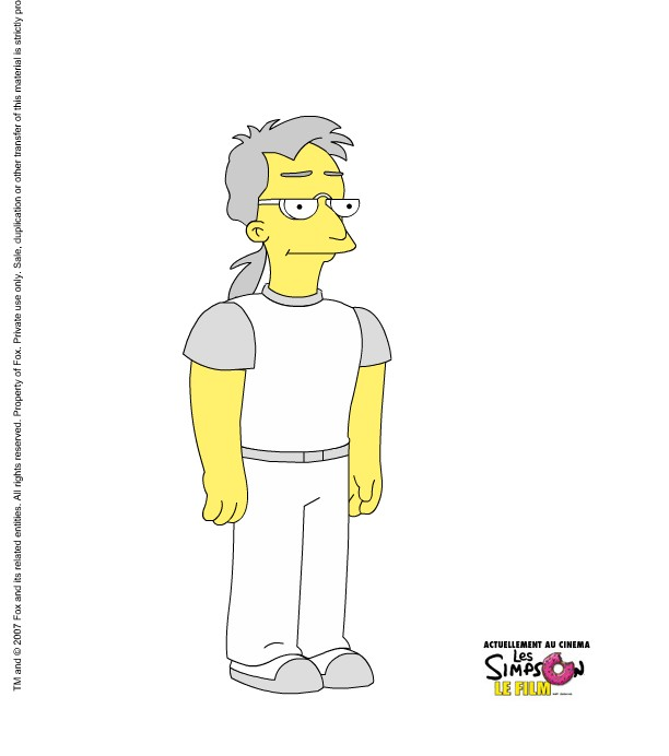 The Blenders - simpson' style Zaihan10