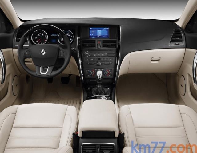 Nouvelle Renault Latitude 513