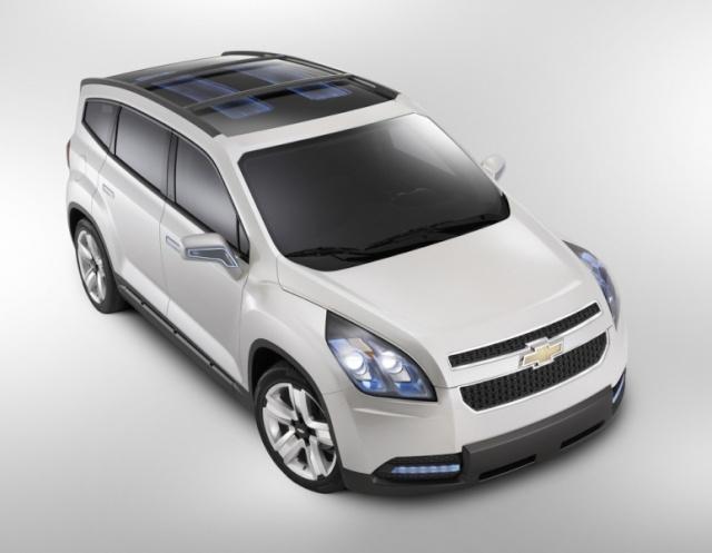 Chevrolet Orlando Chevro13
