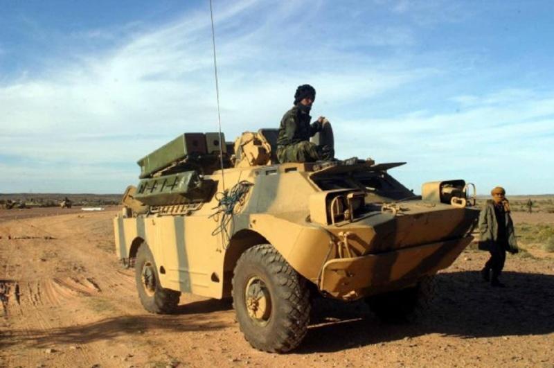 Armée populaire de libération sahraouie (APLS)  60798_11