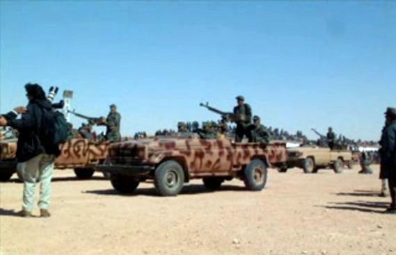 Armée populaire de libération sahraouie (APLS)  60798_14