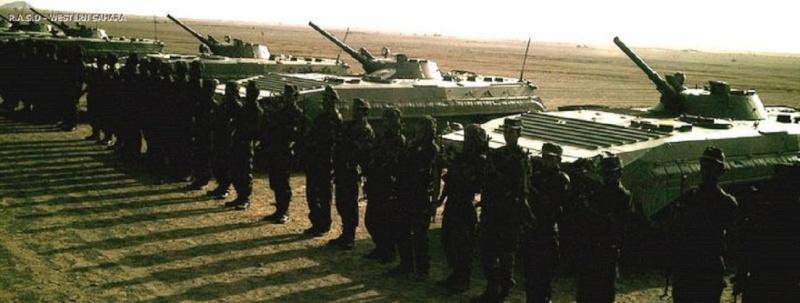 Armée populaire de libération sahraouie (APLS)  62207_11