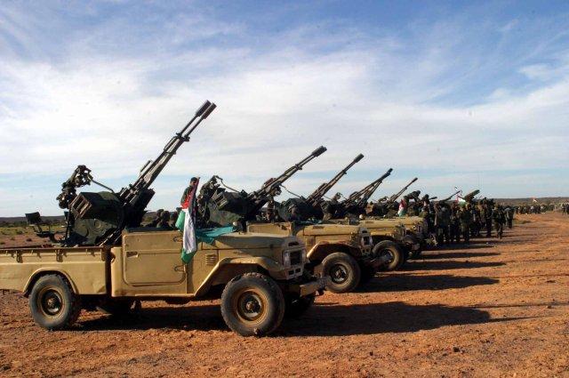 Armée populaire de libération sahraouie (APLS)  62207_12