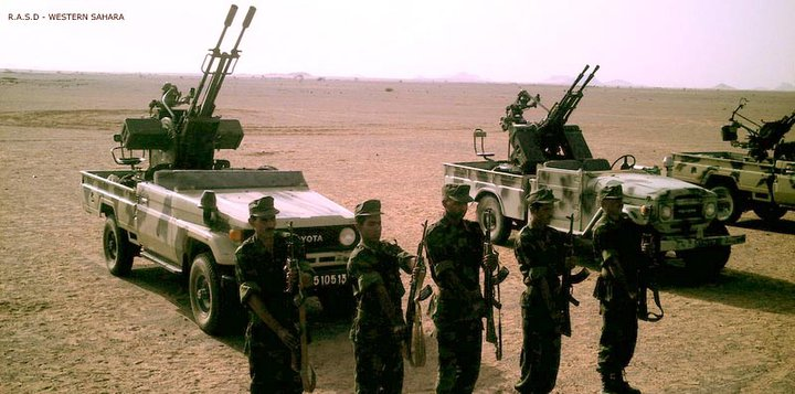 Armée populaire de libération sahraouie (APLS)  62711_12