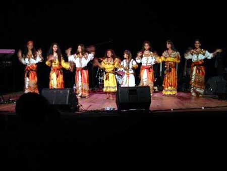 Culture et traditions algeriennes Danse-10