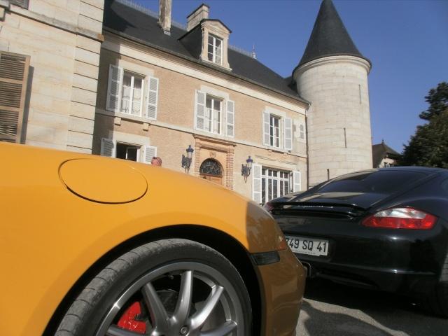 Compte rendu de la sortie sur Troyes et les Côtes de Bar du 8 au 10 octobre 2010 - Page 6 Sortie11