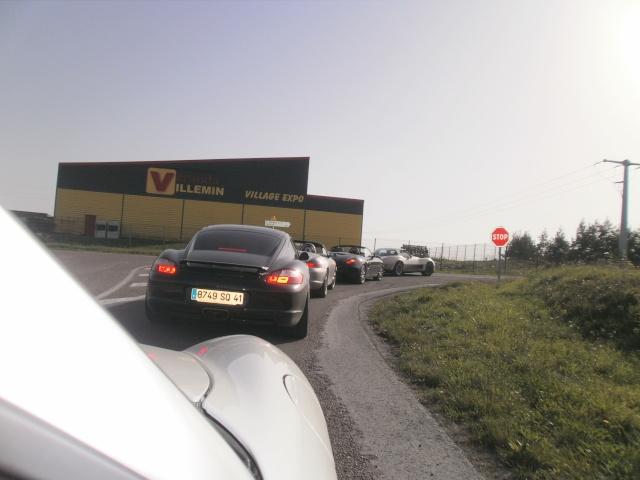 Compte rendu de la sortie sur Troyes et les Côtes de Bar du 8 au 10 octobre 2010 - Page 6 Sortie14