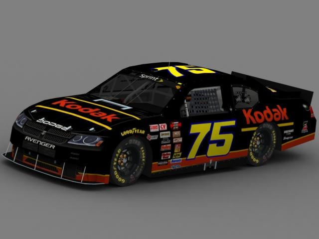 Robert Johnson Motorsports 75_dev10