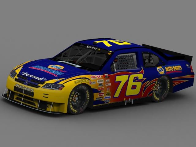 Robert Johnson Motorsports 76_car10