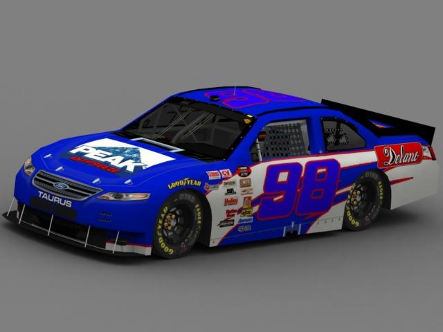 Shane Clark Motorsports Inc. 98_sha10