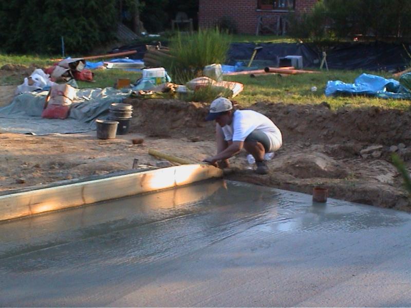 Construction d'un chalet de jardin 10liss10