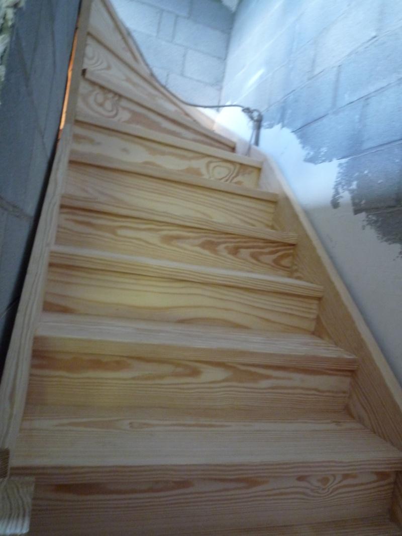 Escalier en Orégon P1000312