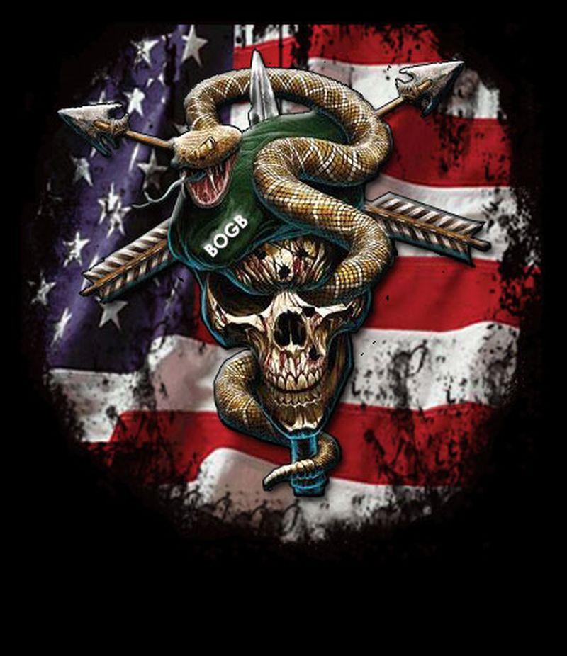 Black Ops Green Berets