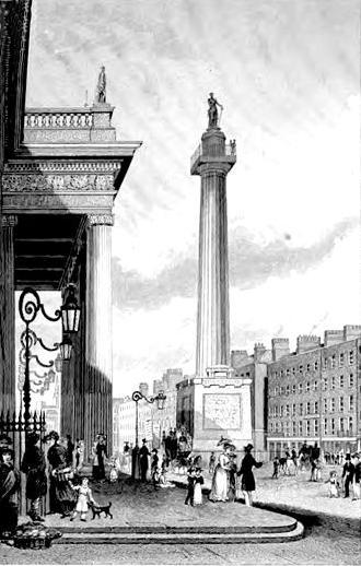 "The Spire of Dublin, Dublin, Irlande, 53°20'59.21""N 6°15'36.98""W [Défi trouvé] Nelson10"