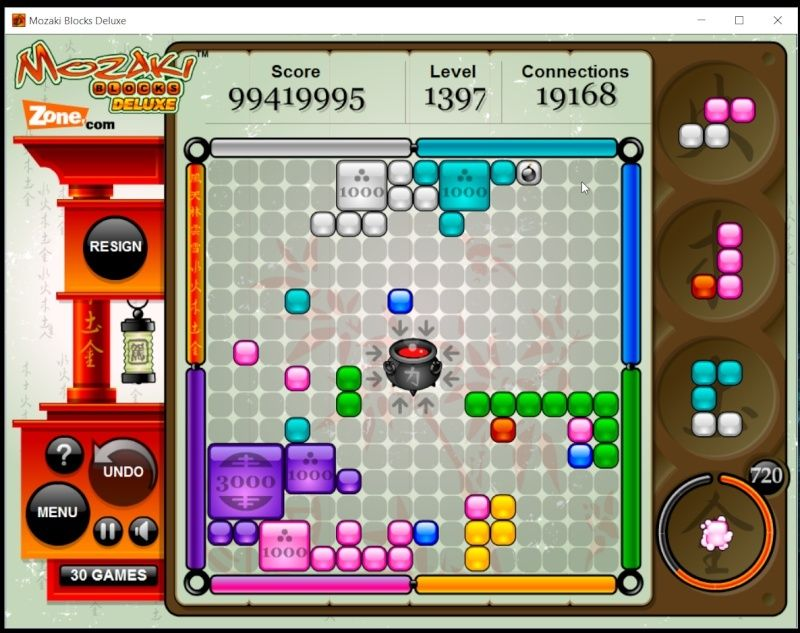 Other Other Games Played by EQ Mozaki10