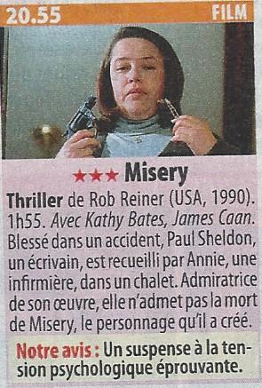 """Programme télé avec les acteurs de """"Titanic"""" - Page 3 Misery10"""