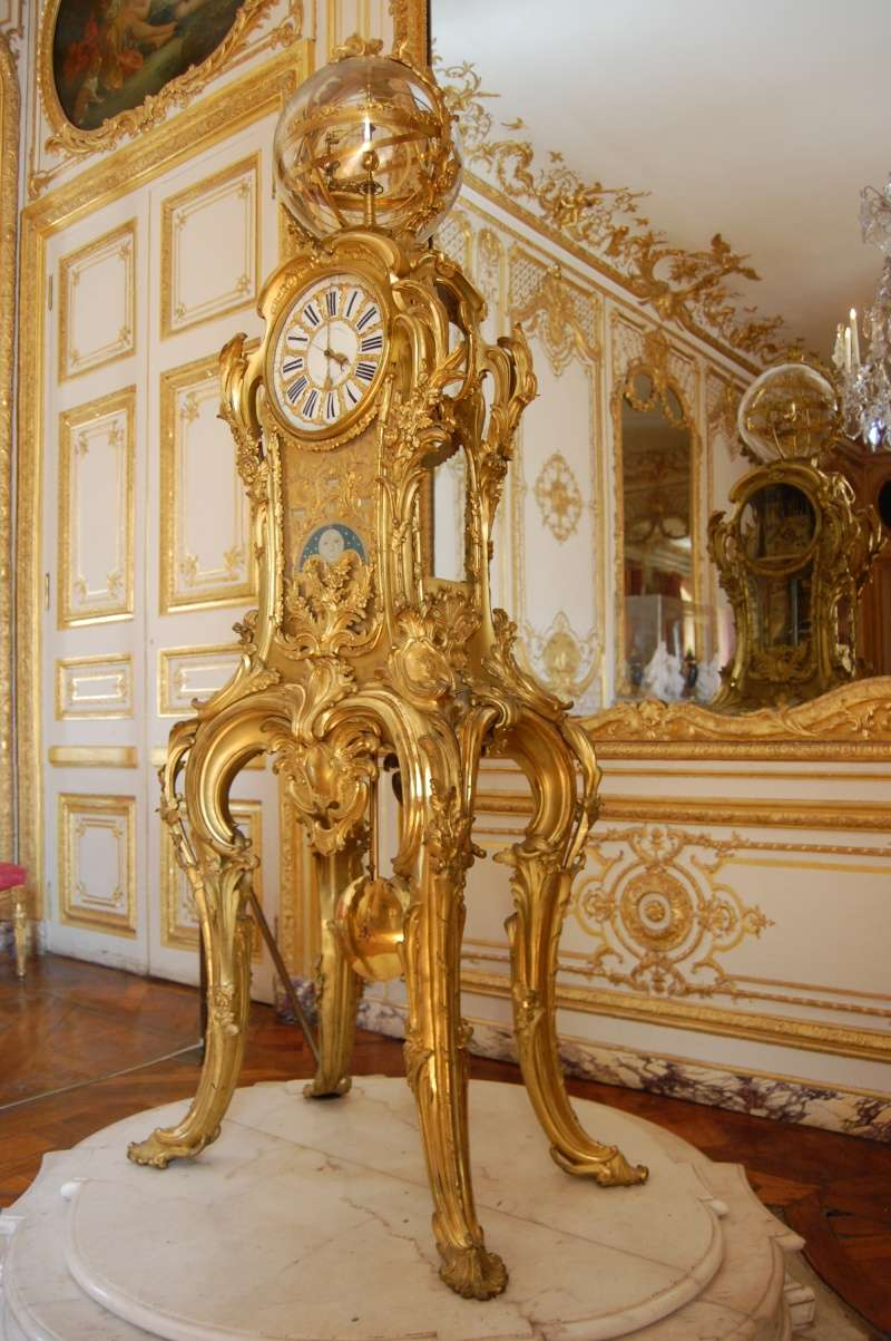 "vacheron - Vacheron ""Grand Oeuvre"" 260th anniversaire - Page 2 Pendul10"