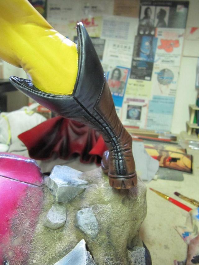 Dio Wolverine 1/4 . Img_7711