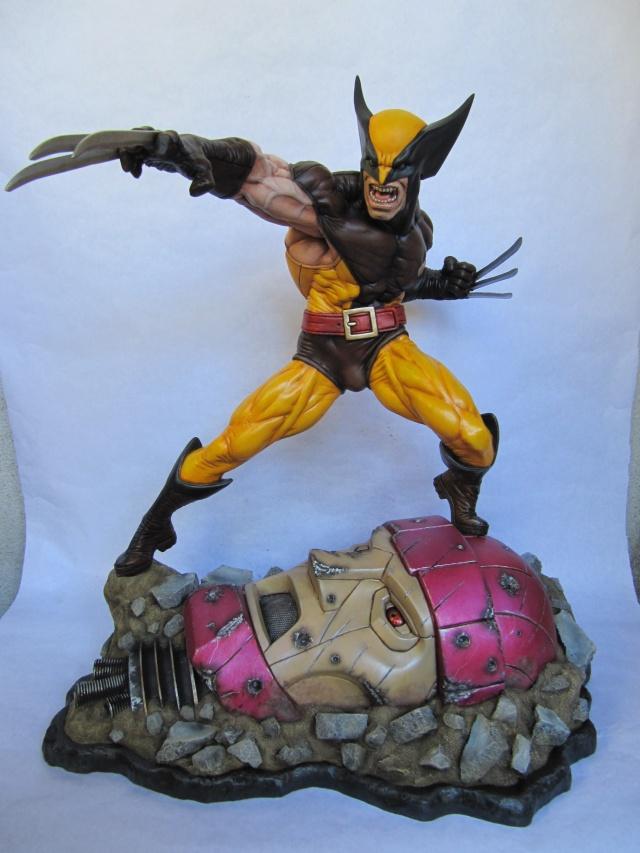 Dio Wolverine 1/4 . Img_7816