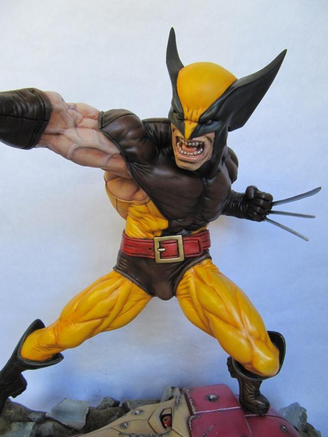 Dio Wolverine 1/4 . Img_7817