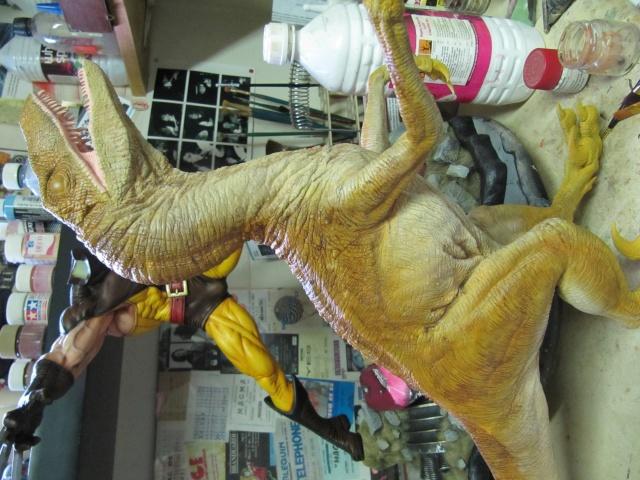 Vélociraptor Jurassic Park. Img_7919