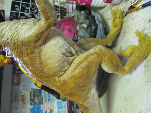 Vélociraptor Jurassic Park. Img_7920