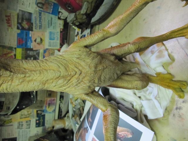 Vélociraptor Jurassic Park. Img_7922