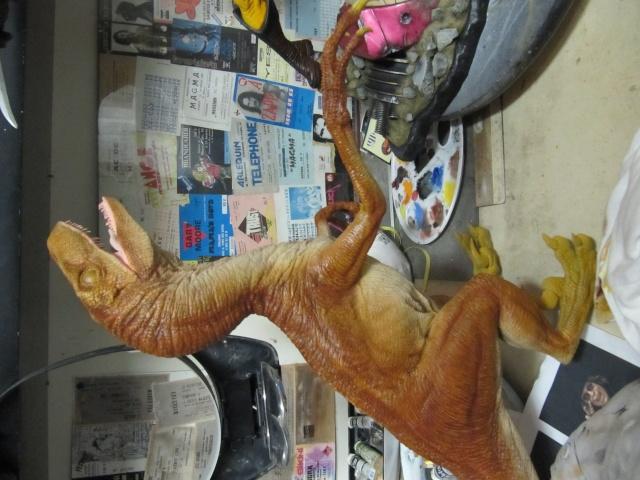 Vélociraptor Jurassic Park. Img_7923