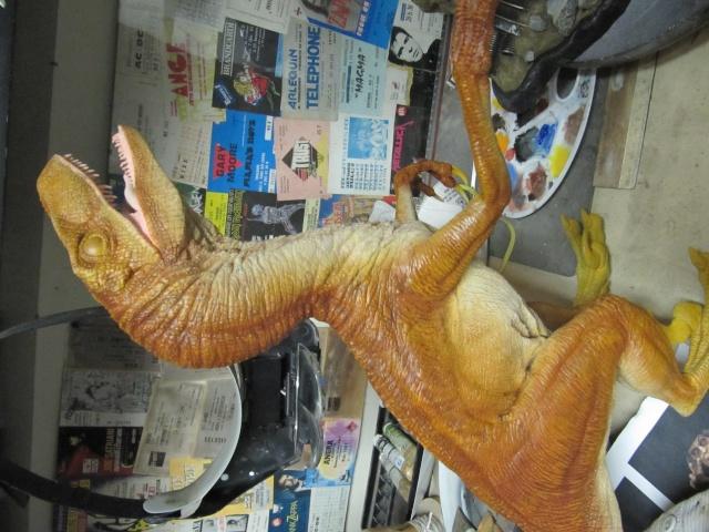 Vélociraptor Jurassic Park. Img_7924