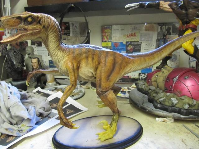 Vélociraptor Jurassic Park. Img_7925
