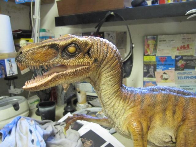 Vélociraptor Jurassic Park. Img_7926