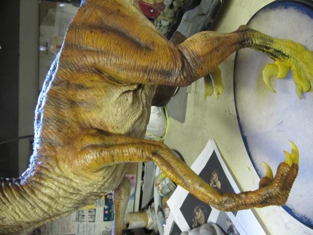Vélociraptor Jurassic Park. Img_7927