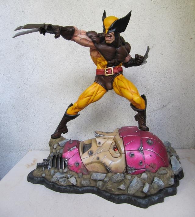 Dio Wolverine 1/4 . Img_7928