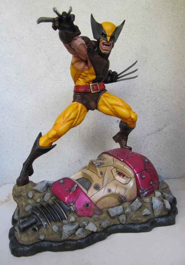 Dio Wolverine 1/4 . Img_7929