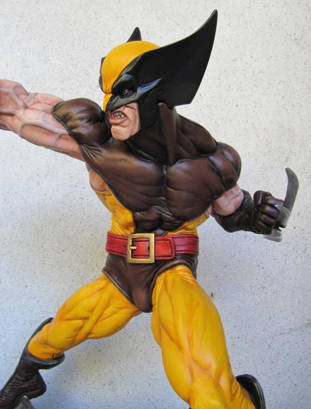Dio Wolverine 1/4 . Img_7933