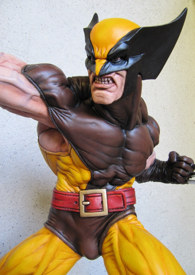 Dio Wolverine 1/4 . Img_8013