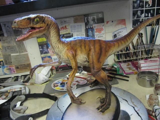 Vélociraptor Jurassic Park. Img_8016
