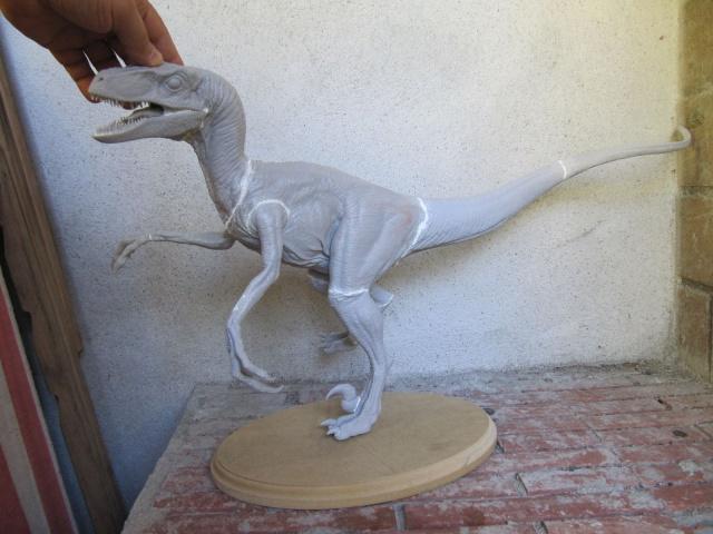 Vélociraptor Jurassic Park. Veloci10