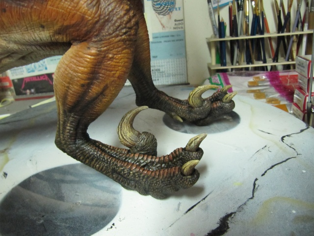 Vélociraptor Jurassic Park. Veloci17