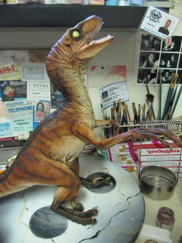 Vélociraptor Jurassic Park. Veloci23