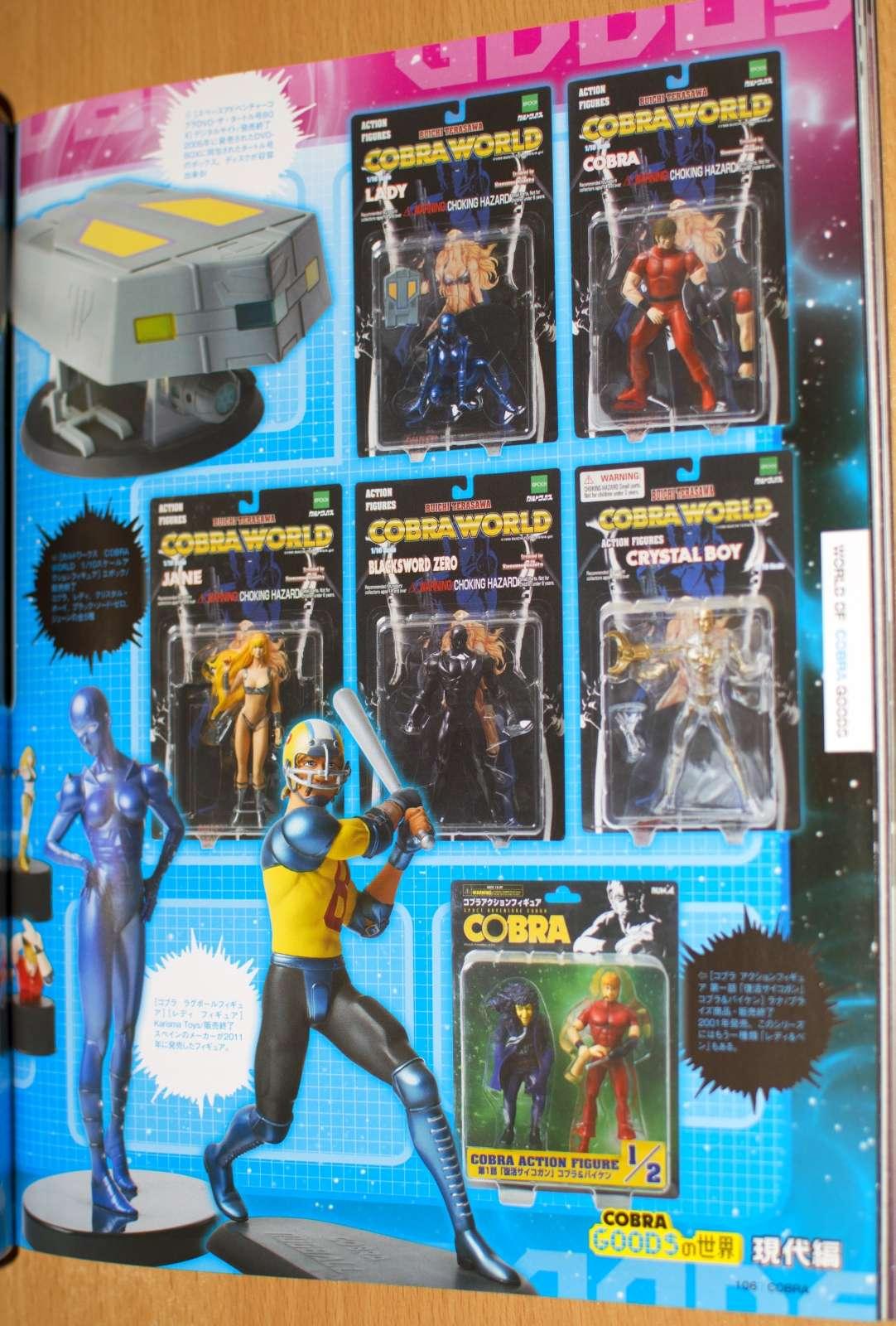 Space adventure Cobra (スペースコブラ) : le topic ! 10610
