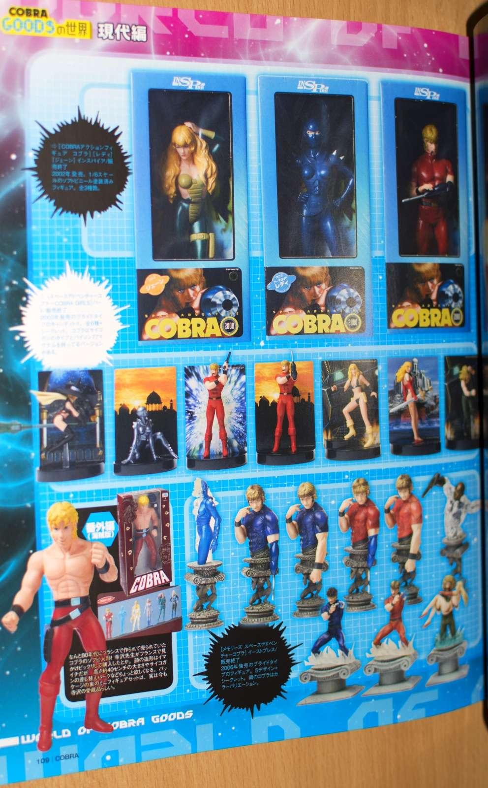 Space adventure Cobra (スペースコブラ) : le topic ! 10910